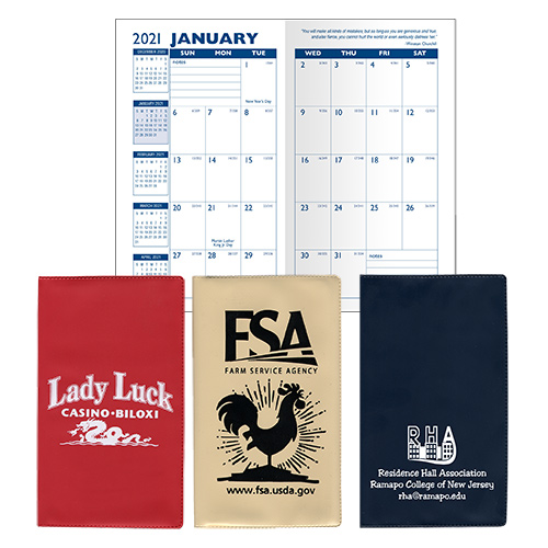 Handy Monthly Pocket Planner