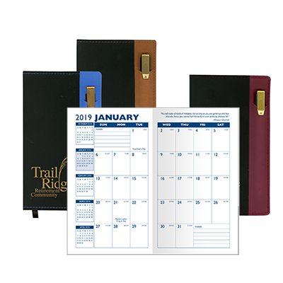 lafayette monthly planner