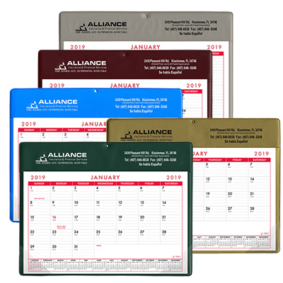 Calendar Doodle Pad