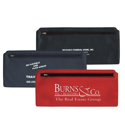 zippered document case