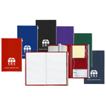 Custom Printed Large Notepads - Large Notepad with Ziplock Pocket