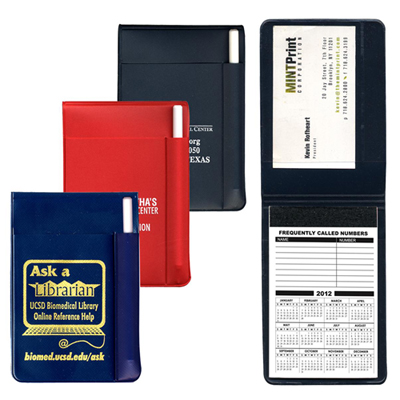 20028 - Standard Jotter Pad with Pen