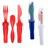 20065 - Pack N Go-3 Piece Cutlery Set