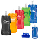 20088 - 18 oz Foldable Water Bottle