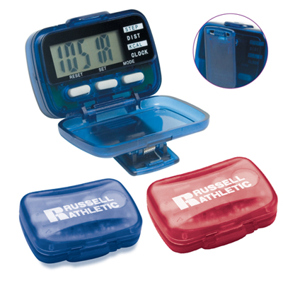 multi functional pedometer