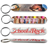 20118 - Multi-Color Nail File Keychain