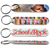 Custom Multi-Color Nail File - Promotional Multi-Color Nail File