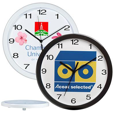 12 economy wall clock
