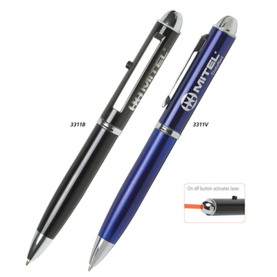 Laser Pointer Metal Pen