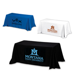 20177 - 3-Sided Economy 8 ft Table Covers