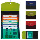 Custom Cascade PolyPro Folder - Promotional Cascade PolyPro Folder