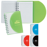 Promotional notebook with Slipcover -