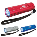 20204 - Pocket Aluminum Mini LED Flashlight