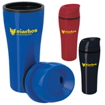 Promotional Acrylic Tumbler With Sliding Lid