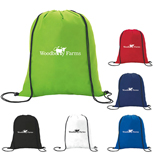 20254 - Non-Woven Drawstring Backpack
