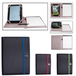 Promotional Padfolio with Tablet Stand