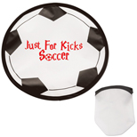 Custom Soccer Flexible Flyer - Promotional Soccer Flexible Flyer