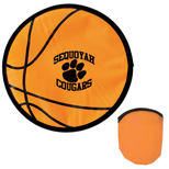 Promotional Basketball Flexible Flyer - Custom Basketball Flexible Flyer