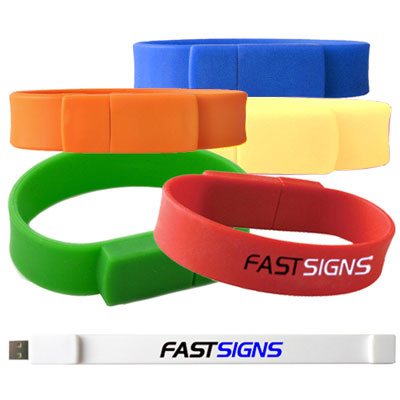 wristband USB sticks
