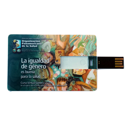 20407 - Credit Card Size USB 8GB