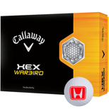 20418 - Callaway® HEX Warbird® Golf Ball Std Serv