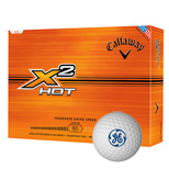20421 - Callaway® Super Hot Golf Balls Std Serv