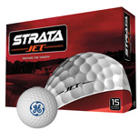 20427 - Strata® Jet Golf Ball Std Serv