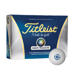 20436 - Titleist® NXT® Tour S Golf Ball Std Serv