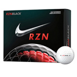 20441 - Nike® RZN Black Golf Balls Std Serv