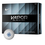 Promotional Nike Vapor Black Ball - Custom Nike Vapor Black Ball