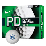 20450 - Nike® Power Distance Soft Golf Ball Std Serv