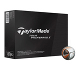 20452 - TaylorMade® Tour Preferred X Std Serv