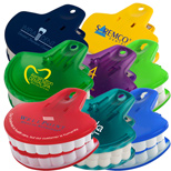 Logo Promotional Munch-It Clip - Custom Munch-It Clip