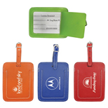 Promotional Flyer Luggagetag - Personalized Flyer Luggage Tags