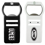 Promotional Monogrammed Hat Trick Bottle Opener