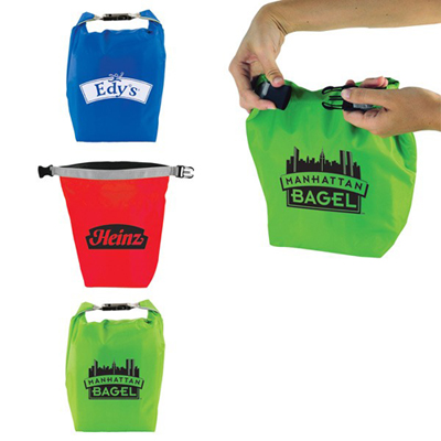 roll & clip cooler bag
