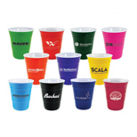 Customized 16oz Uno Cup, Logo Printed Double Wall Cup