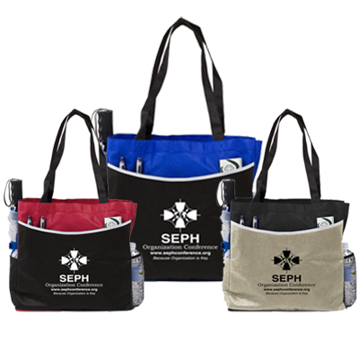 Personalized Deluxe Convention Tote