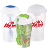 Personalized Salad Shaker Set, Logo Imprinted Salad Shaker Set