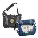 20646 - Elleven™ Drive Checkpoint Messenger Bag