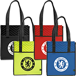 20650 - PolyPro Chevron Shopper Tote