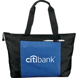 20659 - Excel Sport Zippered Meeting Tote