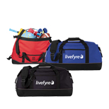 Promotional 26' Big Clip Duffel, Personalized Oversized Duffel Bag