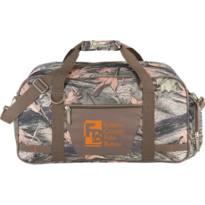 Hunt Valley Camo Duffel
