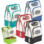 20673 - Dual Compartment Lunch Cooler