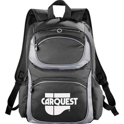 personalized contient backpack