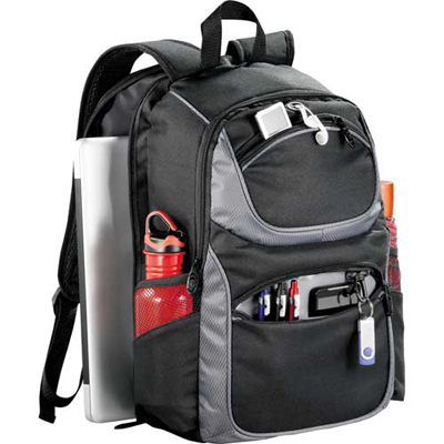 employee award compu back pack