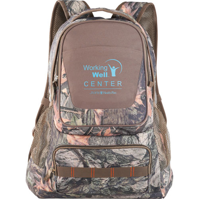 hunt valley™ camo compu-backpack