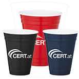 Promotional Game Day Event Cup, Printed 16oz BPA Free Event Cup