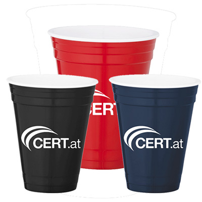 16 oz Game Day Event Cup